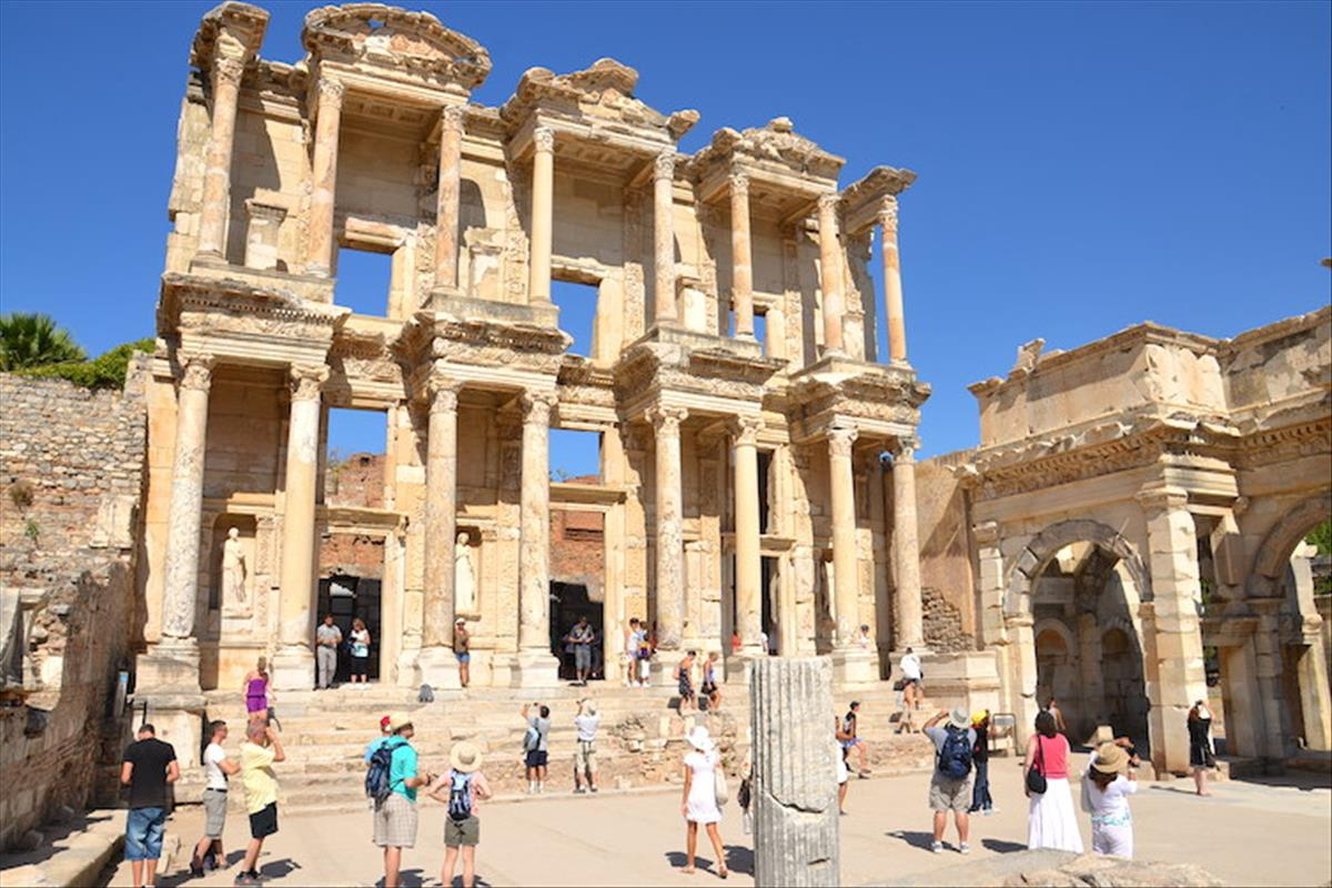 Full Day Tour To Ephesus