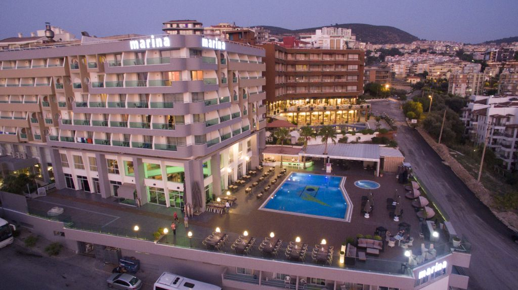 4 Star Marina Hotel or similar in Kusadasi