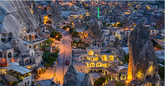 Cappadocia Tours from Istanbul - 3 Days