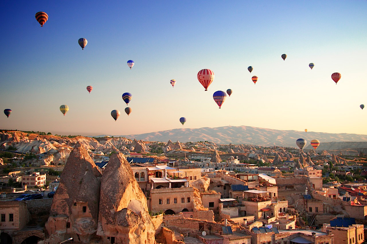 Istanbul and Cappadocia Tour Package